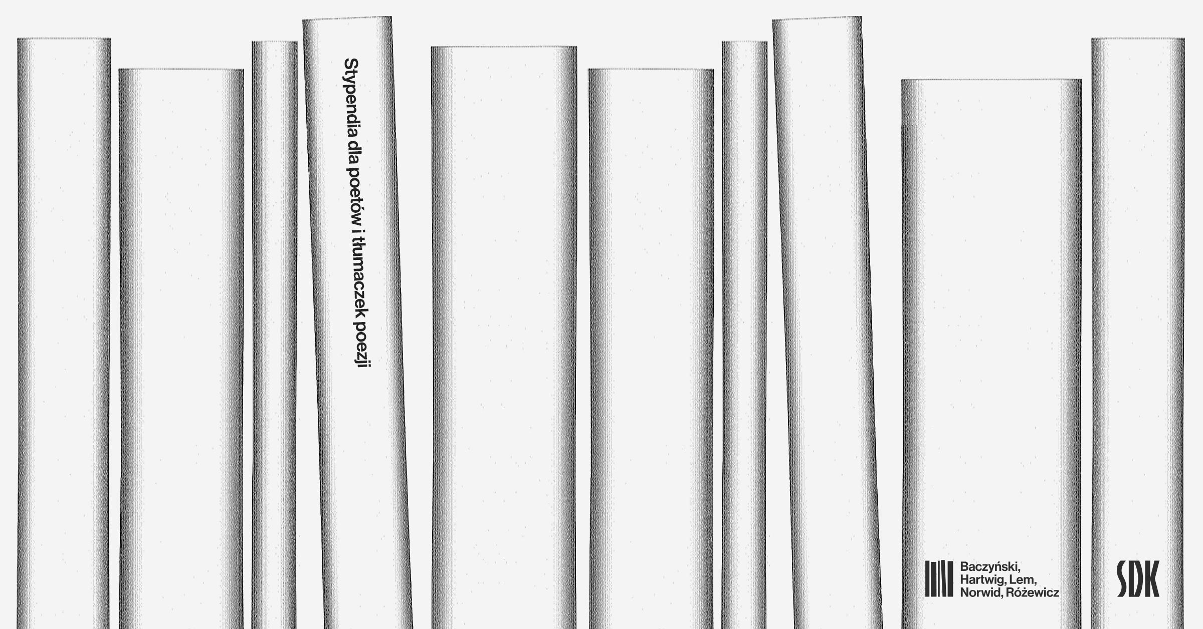 Obraz w sliderze - Stypendia dla poetów i tłumaczek