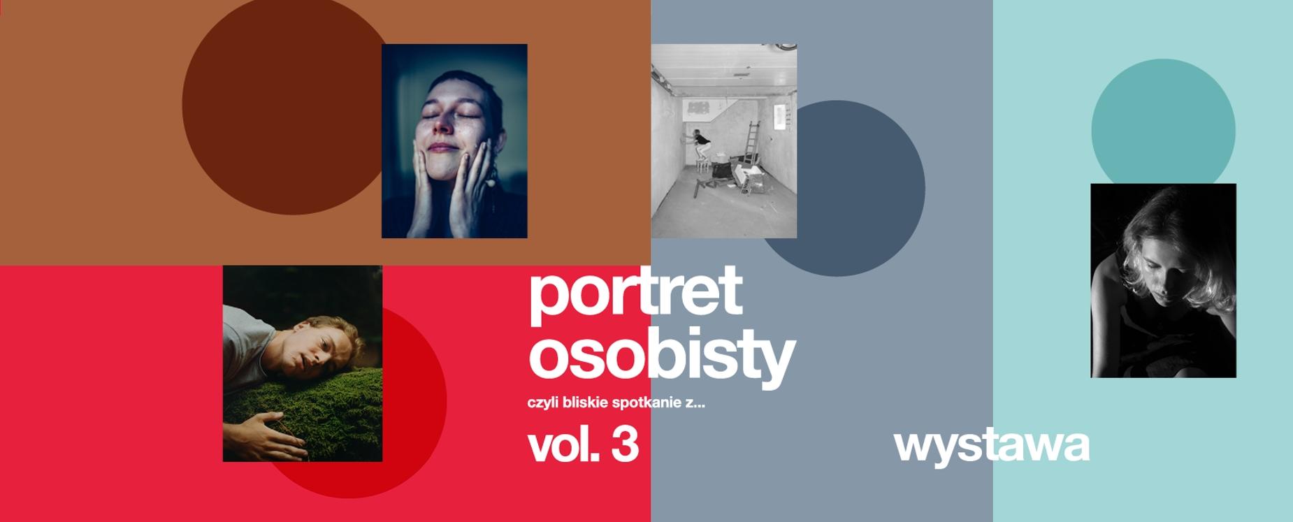 Obraz w sliderze - PORTRET OSOBISTY VOL. 3.